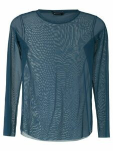 Uma Raquel Davidowicz Canto long sleeves blouse - Blue