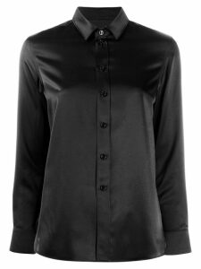 Saint Laurent classic shirt - Black
