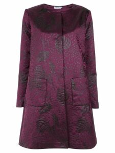 Isolda printed coat - Pink