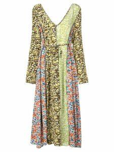 Stine Goya Meadow dress - Green