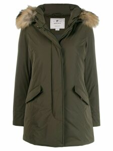 Woolrich luxury boulder parka - Green