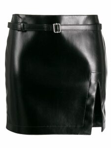 Philosophy Di Lorenzo Serafini belted mini skirt - Black