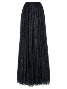 Jenny Packham sparkle full skirt - Black