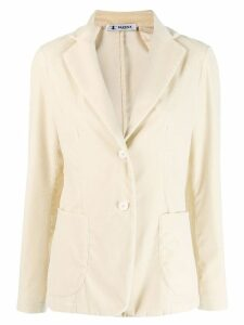 Barena button up blazer - White