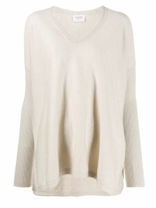 Snobby Sheep V-neck sweater - Neutrals