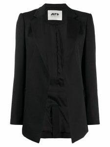Maison Rabih Kayrouz slim-fit blazer - Black