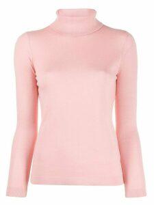 Paule Ka rollneck knit sweater - Pink