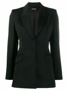 Styland fitted blazer - Black