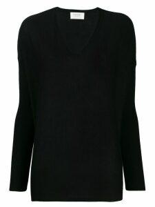 Snobby Sheep loose fit sweatshirt - Black