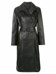 Joseph Romney trench coat - Black