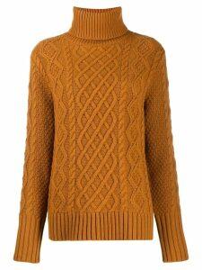 Chinti & Parker novelty knit jumper - Neutrals