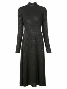 Marc Jacobs dotted maxi dress - Black