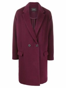 Isabel Marant Filipo coat - Red