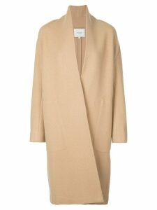 Vince oversized cardi-coat - Neutrals