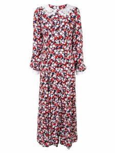 Gül Hürgel floral print dress - White