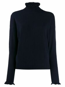 Chloé cashmere turtleneck jumper - Blue