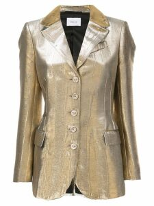 Racil Mitch Curtis blazer - Gold