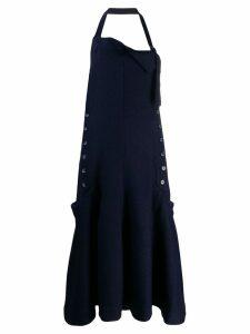 Jacquemus La Robe Tablier dress - Blue