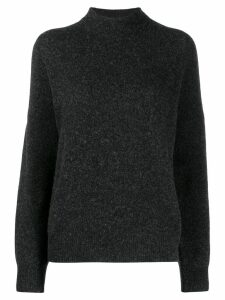 Iro turtleneck loose-fit jumper - Grey