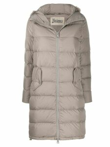 Herno padded parka coat - Grey