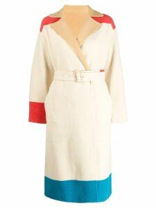 Tsumori Chisato reversible style coat - Neutrals