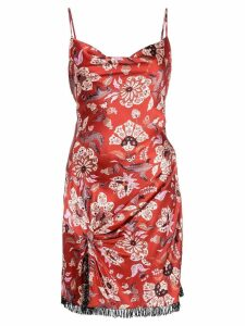 Cinq A Sept Avalyn dress - Red