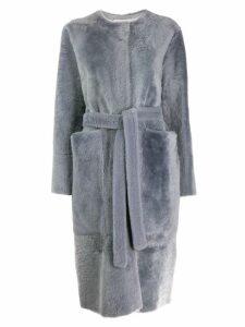 Inès & Maréchal Flateur coat - Grey