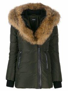 Mackage hooded parka coat - Green