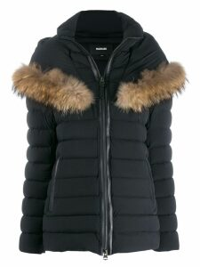 Mackage fitted padded coat - Black