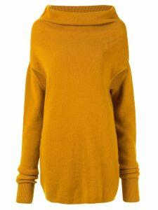 Nehera Kendala turtleneck sweater - Yellow