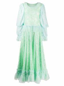 Viktor & Rolf Little Dress On The Praire - Green