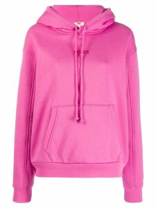 Levi's embroidered logo hoodie - Pink