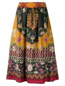 Etro fine knit skirt - Black
