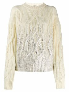 Pinko Etiope sweatshirt - White