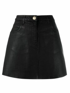 Pinko denim skirt - Black