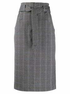 Isabel Marant Étoile Vendel skirt - Grey