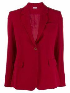 P.A.R.O.S.H. Cady blazer - Red