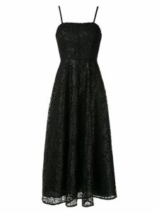 Tufi Duek lace gown - Black