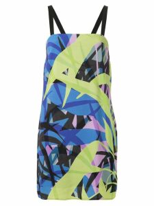Tufi Duek printed mini dress - Multicolour