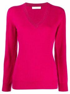 Fabiana Filippi knitted top - Pink
