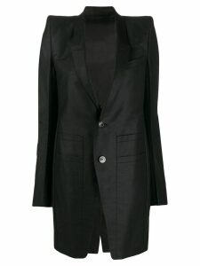 Rick Owens Neue coat - Black