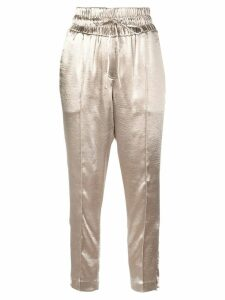 Cinq A Sept Adalie trousers - Gold