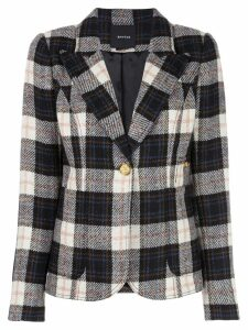 Smythe checked single-breasted blazer - Multicolour