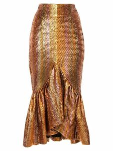 Alice Mccall Electric Nights skirt - Gold