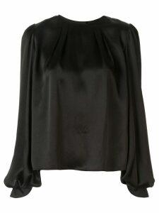 Aje Thurlow long-sleeved blouse - Black