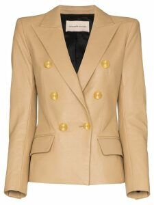 Alexandre Vauthier double-breasted blazer - NEUTRALS