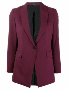 Theory Etiennette blazer - Red
