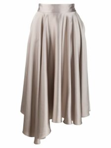 Styland pleated skirt - NEUTRALS