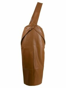 Matériel overall skirt - Brown