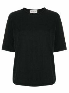 YMC oversized short-sleeve T-shirt - Black